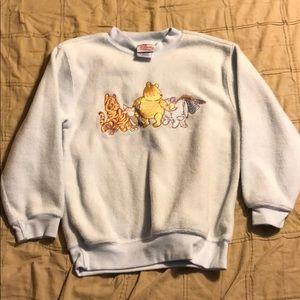 Disney Store s Youth Small Classic Pooh sweatshirt